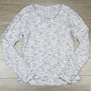 """lululemon athletica Tops - Lululemon """"Meant to Move"""" Long Sleeve Top"""